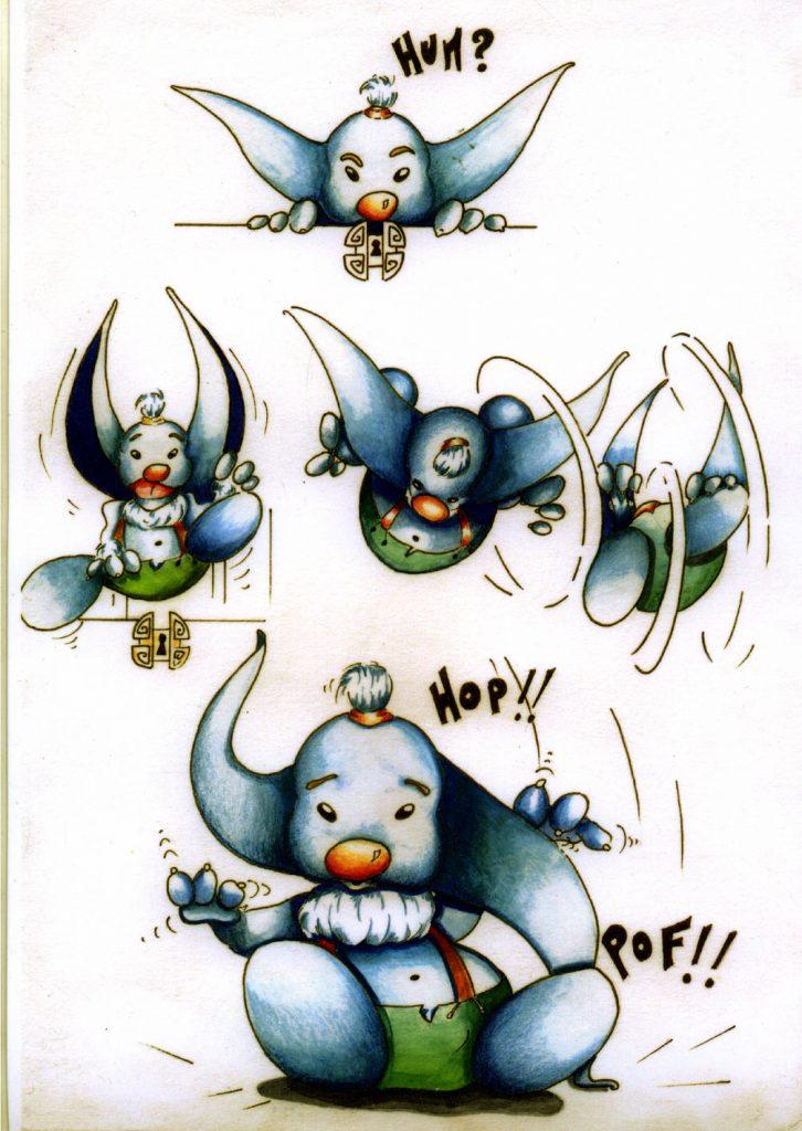 le conte Petite Fanny et le Miamtou