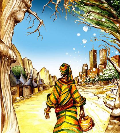 Illustrations de couvertures de livre pour les éditions Pierre Tisseyre. 2005-2007